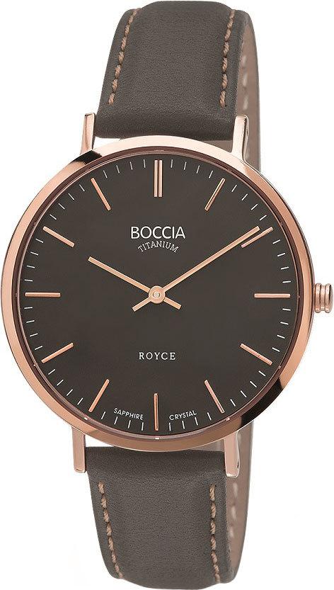 Часы Boccia Titanium 3590-05 Часы Rhythm FI1601S01