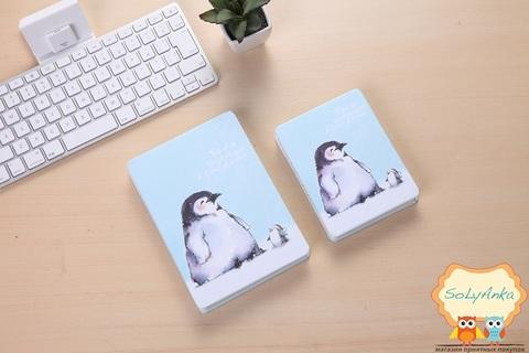 Блокнот Пінгвін. Тип B