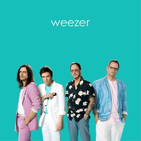 Weezer / Teal (CD)
