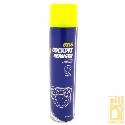 Mannol 6116 COCKPIT-REINIGER CITRON 650мл
