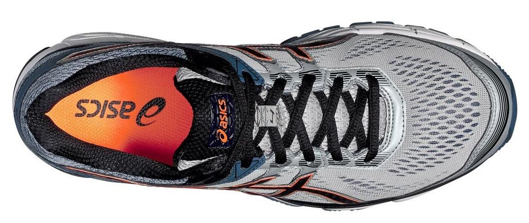 Мужские беговые кроссовки Asics GT-1000 4 (T5A2N 9690) серые фото