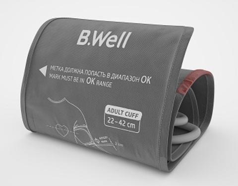 Универсальная конусная манжета B.Well WA-C-ML (22-42 см)
