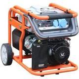 Генератор бензиновый Zongshen KB 6000 - фотография