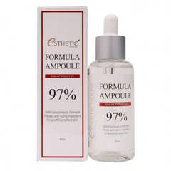 Estetic House Formula Ampoule Galactomyces - Сыворотка для лица с галактомисисом
