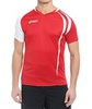 Мужская волейбольная футболка ASICS T-SHIRT FAN MAN (T750Z1 2601) фото