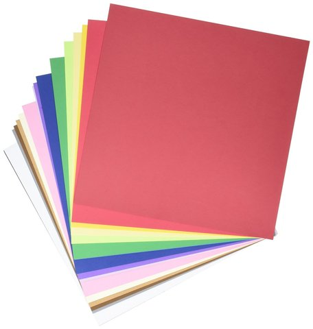 Набор кардстока 30х30 см. Core'dinations Value Pack Smooth Cardstock  - 20 оттенков