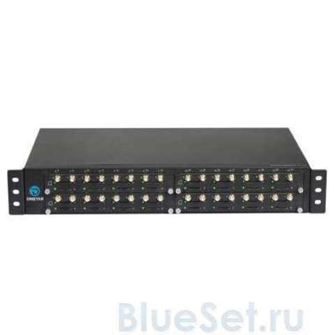 Dinstar DWG2000F-32GSM (GSM/VoIP шлюз)