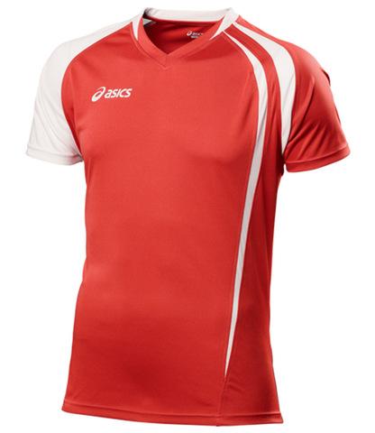 Футболка волейбольная ASICS T-SHIRT FAN MAN (T750Z1 2601) фото