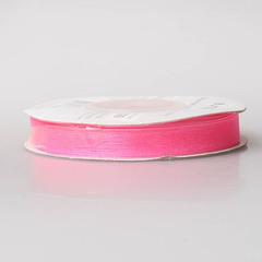 Лента органза OR-10 розовая