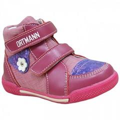 Детские ортопедические ботинки (утепленные) ORTMANN Kids Alen 7.20.2 / Модель 2016 года