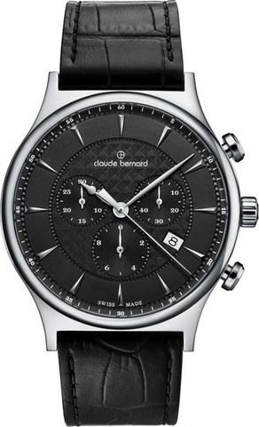 Купить мужские наручные часы Claude Bernard 10217 3 NIN по доступной цене