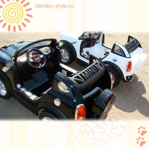 Двухместный Mini Beachcomber