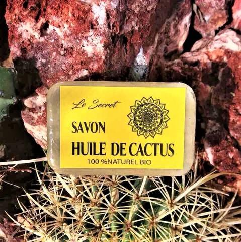 LS Savon huile de cactus 100 gr