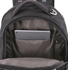 Рюкзак для ноутбука 15'' Swissgear чёрный/синий