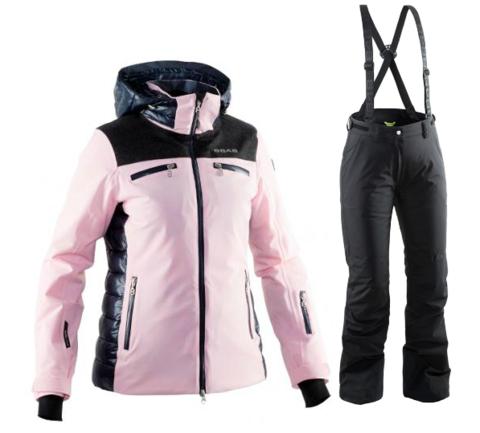Женский горнолыжный костюм  8848 Altitude Beatrix/Winity (pink/black)