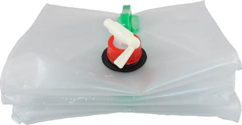 Канистра складная для воды «Следопыт» объемом 20 литров (PF-CT-F01)