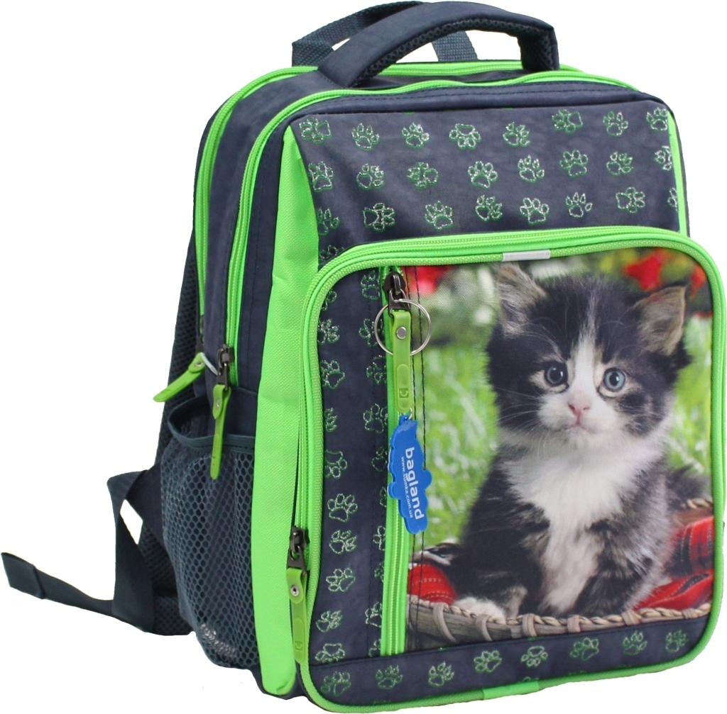 Школьные рюкзаки Рюкзак школьный Bagland Школьник 8 л. Серый (кот 59) (00112702) 0ece9ddabb2c1050d62c963ca17818de.JPG