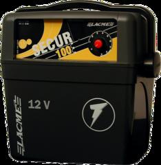 Генератор электропастуха SECUR 100  от аккумуляторной батареи
