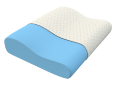 Ортопедическая подушка Baby Sleep
