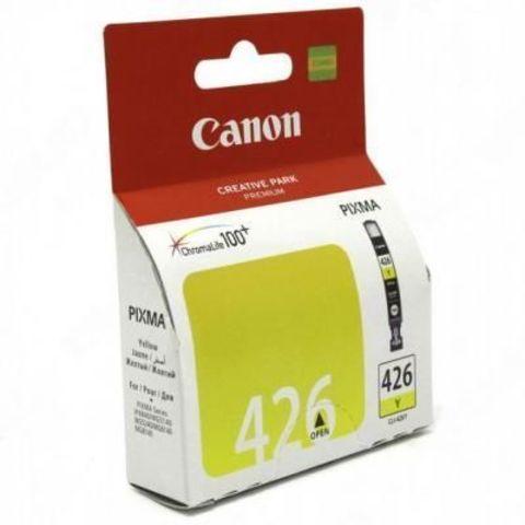 Картридж Canon CLI-426Y желтый (4559B001)