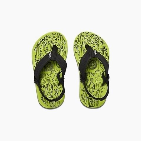 REEF Grom Footprints