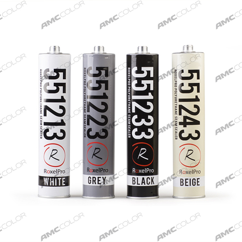 RoxelPro Герметик ПУ 550, белый  310мл 551213