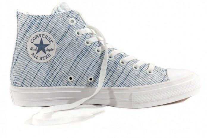 CONVERSE CHUCK TAYLOR ALL STAR II HIGH KNIT (001)