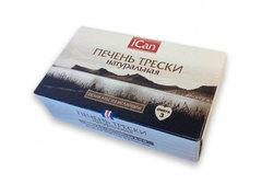 Печень трески Исландская, 120г