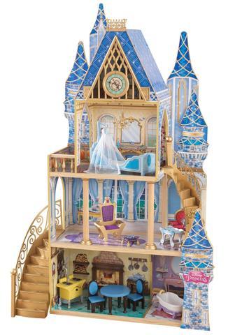 KidKraft Королевская мечта Золушки - кукольный домик 65400