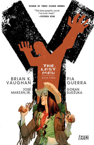 Y: The Last Man, Book 3, Deluxe Edition