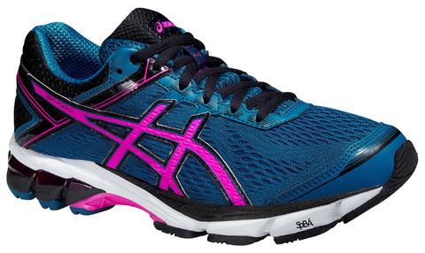 Asics GT-1000 4 Женские кроссовки для бега синие