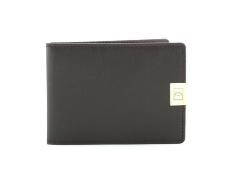 Dun Wallet Brown