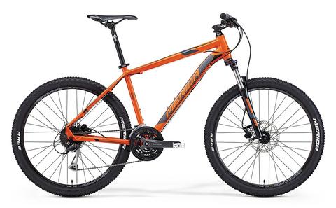 Merida Matts 6.100 (2015)оранжевый