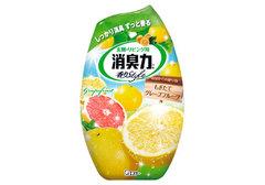 Жидкий освежитель воздуха Shoshuriki грейпфрут, 400мл