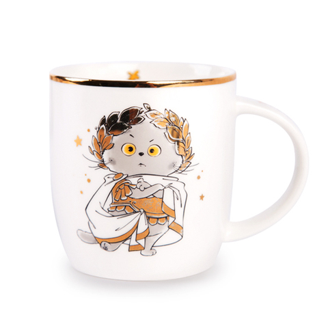 Кружка кот Басик Цезарь