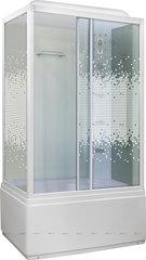 Душевая кабина Niagara NG-307-01R 120х80 см с мозаичными стеклами