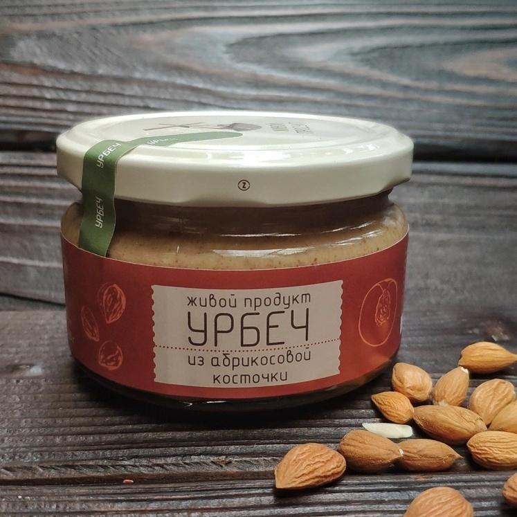 Фотография Урбеч из ядер абрикосовых косточек