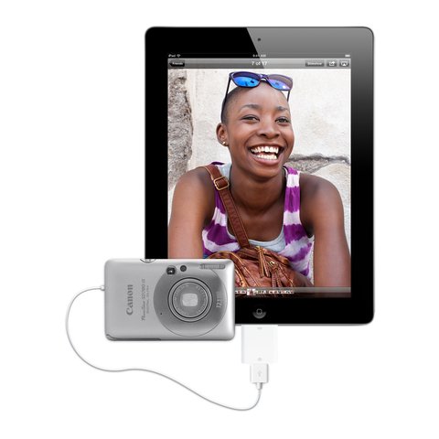 Комплект Apple iPad Camera Connection Kit