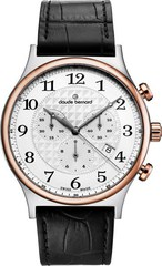 мужские наручные часы Claude Bernard 10217 357R AB