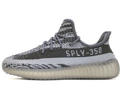 Кроссовки Мужские Adidas Originals Yeezy Boost Sply 350 V2 Stealth Grey