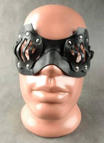 БДСМ Маска «Иллюзия заточения» на глаза