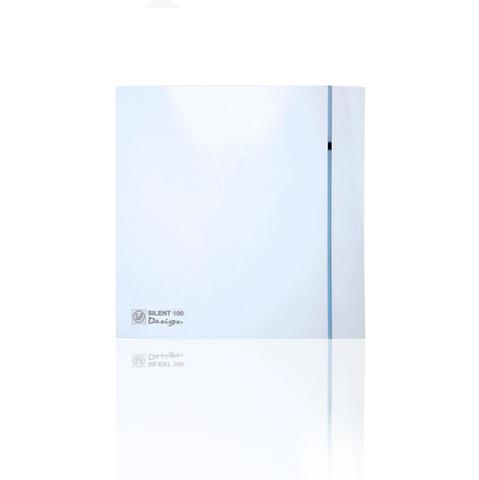 Накладной вентилятор Soler & Palau SILENT-200 CHZ DESIGN-3С  (Датчик влажности)