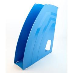Вертикальный накопитель Attache fantasy 65мм голубой