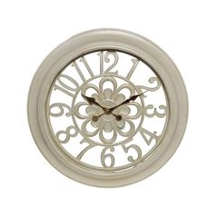 Часы настенные Garda Decor Fortune L1345A