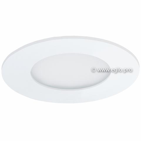 Панель светодиодная ультратонкая встраиваемая влагозащищенная Eglo FUEVA 1 96163
