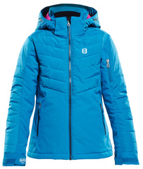 Куртка горнолыжная детская 8848 Altitude Tella JR Jacket Fjord Blue