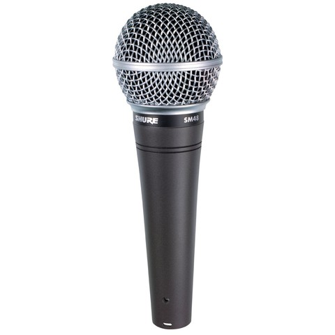 SHURE SM48LC динамический микрофон