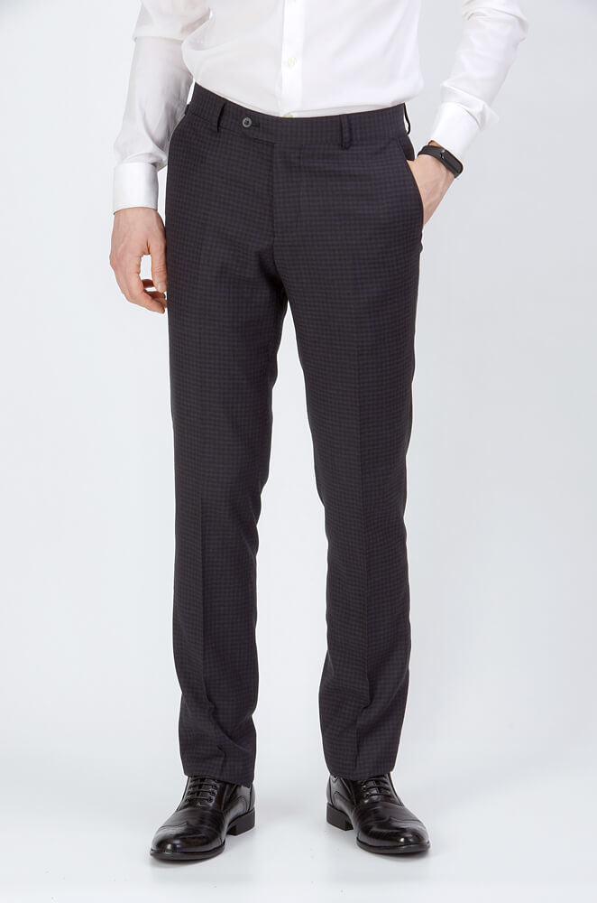 Брюки Slim fit CESARI MARIANO / Брюки зауженные slim fit IMGP9209.jpg