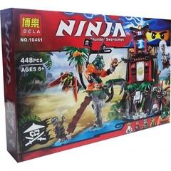 Конструктор Ниндзяго Остров тигриных вдов — Ninjago