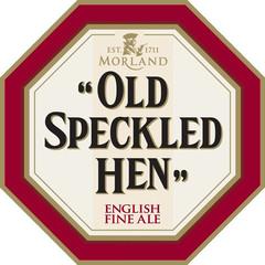 Пиво Old Speckled Hen